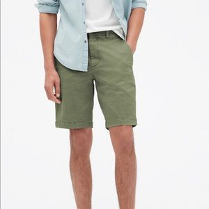 "Gap 10"" men's vintage shorts with gap flex"